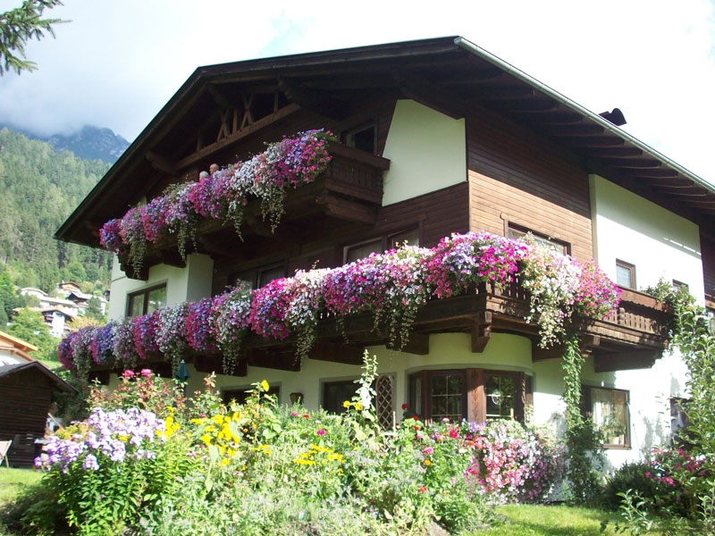 Pension Feldhof in Fulpmes